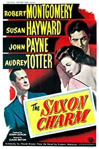 New movies 2016 free download The Saxon Charm by Lewis Allen [mkv]