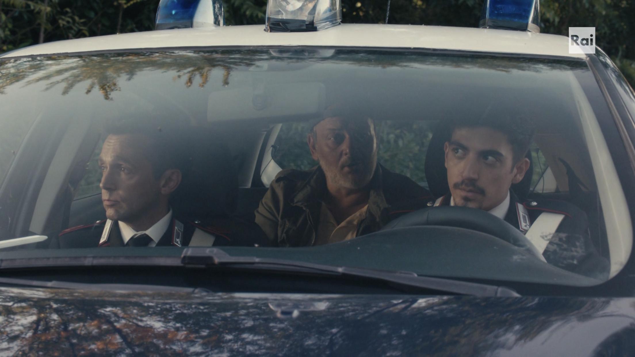 Jozko Rutar, Daniele Defranceschi, and Fabrizio Costella in Volevo fare la Rockstar (2019)