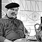 Perry Knudsen in Snip, snap, snude - en omvendt historie (1964)