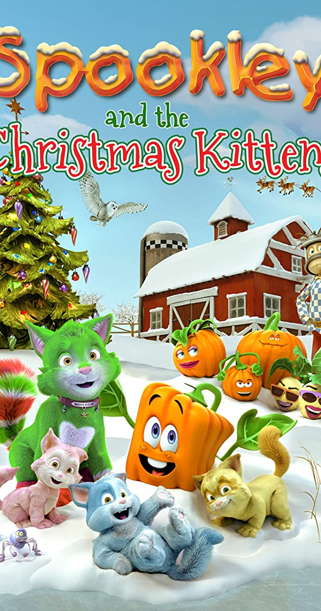 Spookley and the Christmas Kittens (2019)