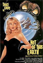 Not of This Earth(1988) Poster - Movie Forum, Cast, Reviews