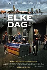 Anne Rats, Reinier Schimmel, Judith Visser, Torsten Colijn, and Iris Wester in Elke dag (2012)
