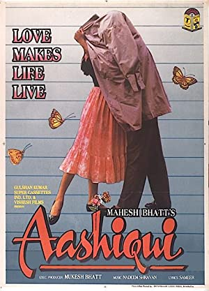 Robin Bhatt (screenplay) Aashiqui Movie