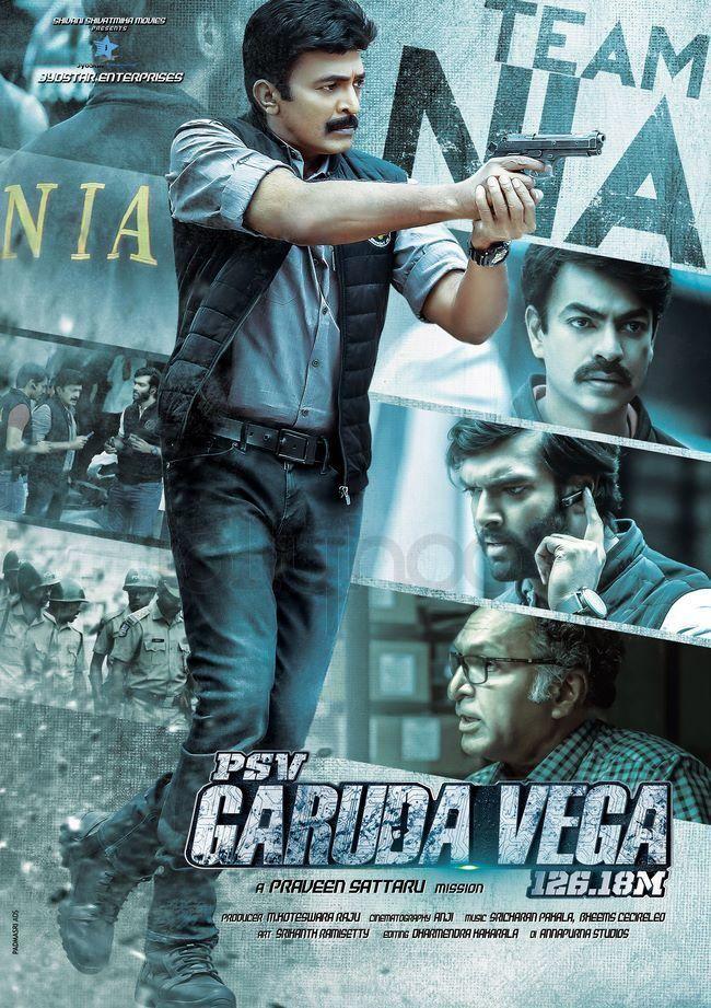 Garudaveda (PSV Garuda Vega) 2020 Hindi Dubbed 1080p HDRip 2.8GB Download