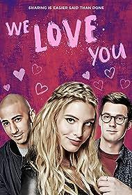 Justin Dobies, Yousef Erakat, and Lele Pons in We Love You (2016)