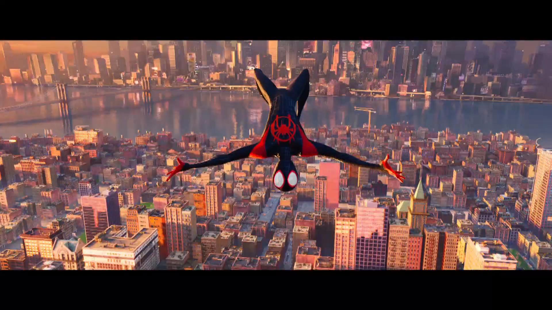 Spider Man Into The Spider Verse 2018 Imdb