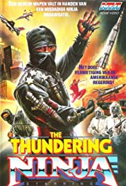 Thundering Ninja Poster