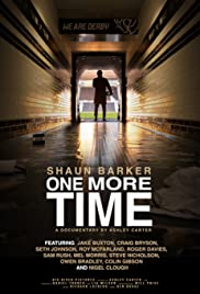 Shaun Barker: One More Time