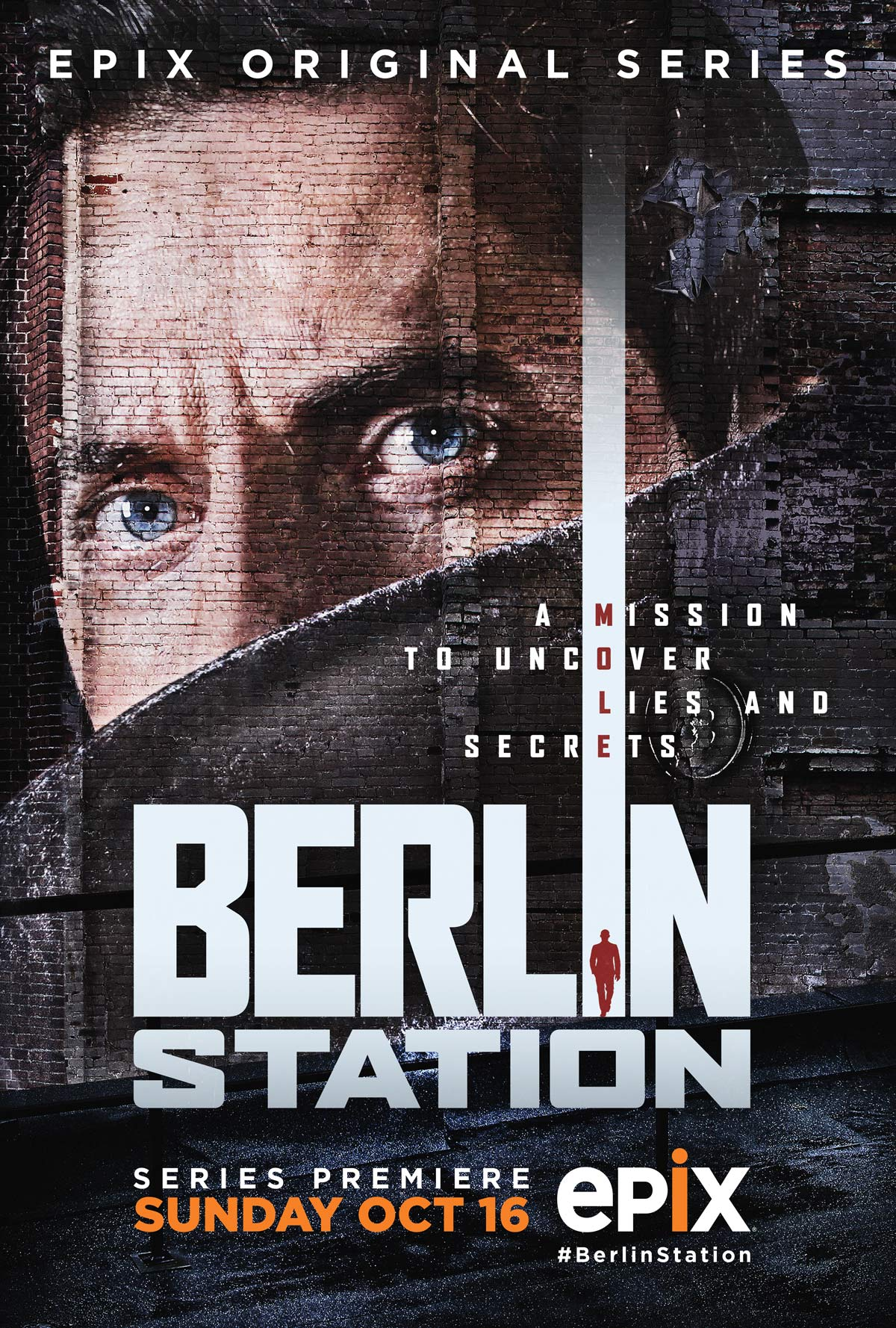 Language In 45 And 47 Stella Street: Berlin Station (2016) S03E10