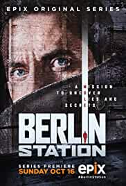 View Berlin Station - Season 1 (2016) TV Series poster on Ganool