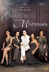 Kris Aquino, Claudine Barretto, Iza Calzado, Cheena Crab, and Kim Chiu in Etiquette for Mistresses (2015)