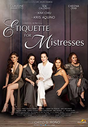 Where to stream Etiquette for Mistresses