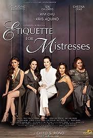 Etiquette for Mistresses Poster