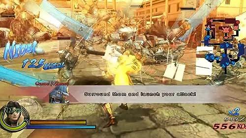Sengoku Basara Samurai Heroes: Kuroda