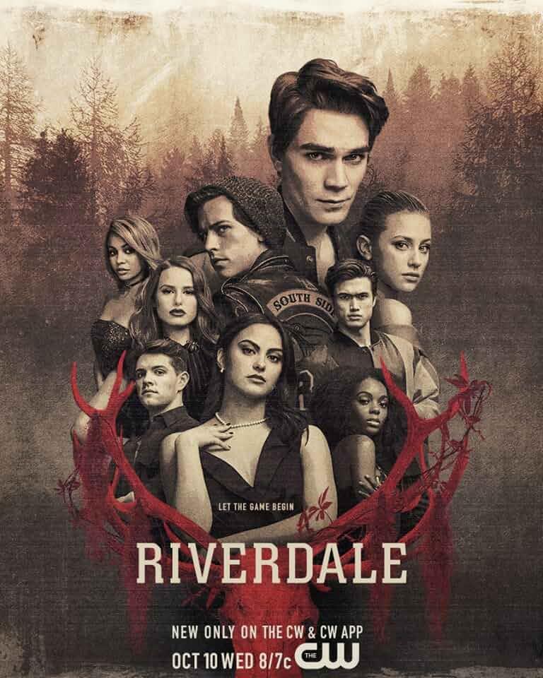 Riverdale Season 3 480p 720p 1080p HEVC