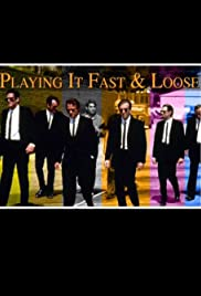 Reservoir Dogs: Playing it Fast and Loose Poster
