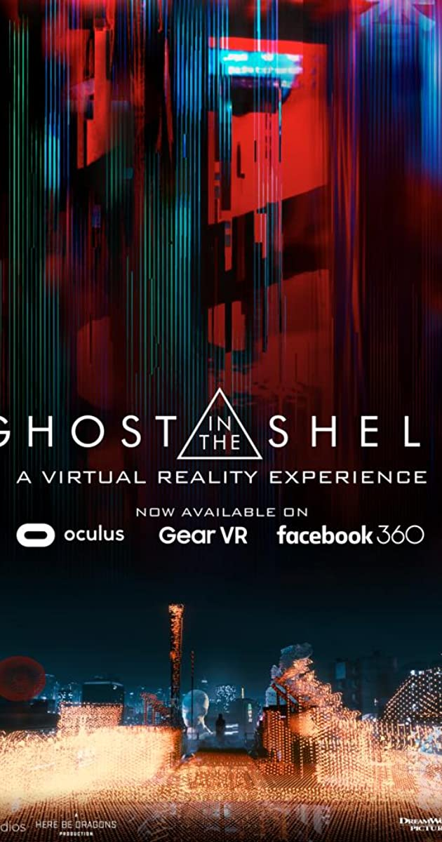 Ghost In The Shell Vr Experience 2017 Quotes Imdb