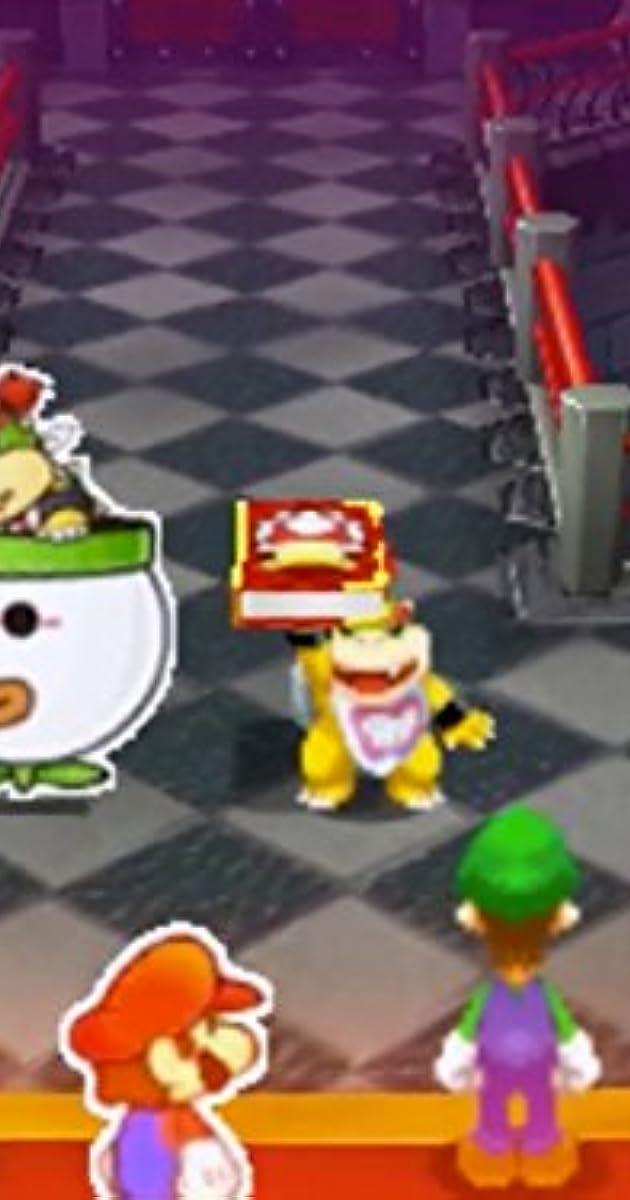Clip Mario Luigi Paper Jam Playthrough Clip Chasing