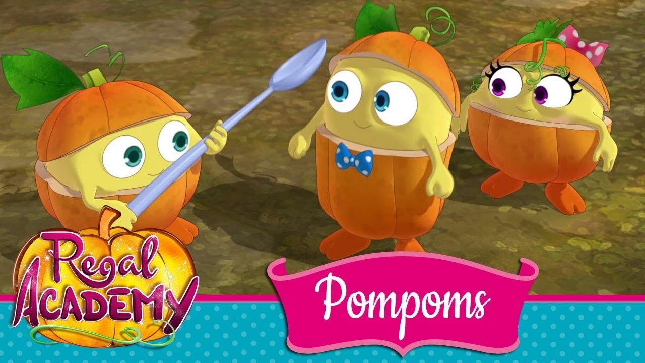 PomPoms!