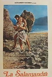 La salamandra del deserto Poster