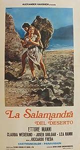 HD online movie downloads La salamandra del deserto [[480x854]