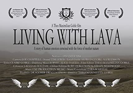 Site to download latest movies Living with Lava [640x960]