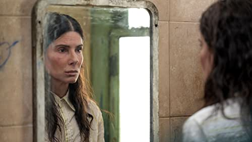 Sandra Bullock Stars in 'The Unforgiveable'