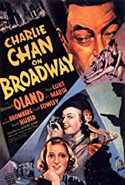 Charlie Chan on Broadway (1937) Poster - Movie Forum, Cast, Reviews