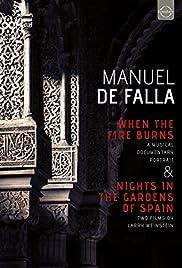 Life and Death of Manuel de Falla Poster