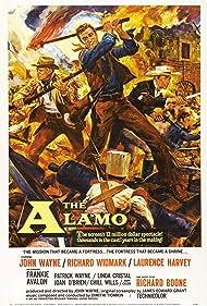 The Alamo (1960) Poster - Movie Forum, Cast, Reviews
