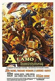 The Alamo(1960) Poster - Movie Forum, Cast, Reviews