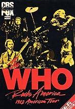 The Who Rocks America 1982