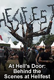 At Hell's Door: Behind the Scenes at Hellfest Poster