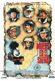 Ten Little Indians Poster