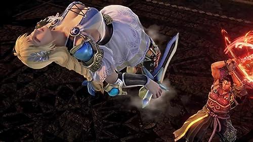 Soul Calibur VI: The Stage Of History (International)