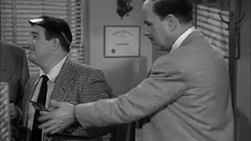 The Abbott And Costello Show: Efficiency Experts