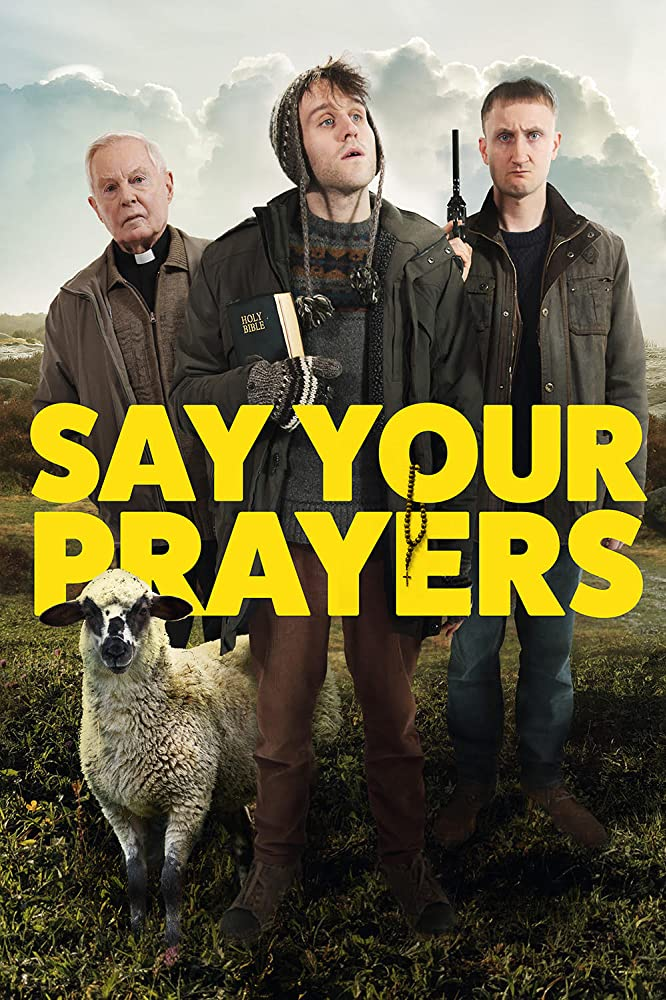 Say Your Prayers 2020 English 720p HDRip 800MB Download