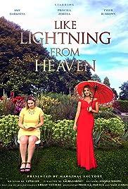 Like Lightning from Heaven Poster