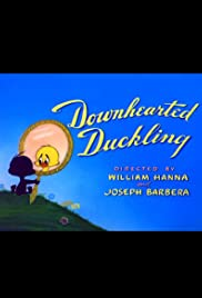 Downhearted Duckling Poster