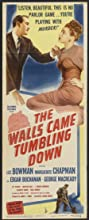 The Walls Came Tumbling Down (1946) Poster