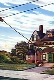 Private Eye Popeye Poster