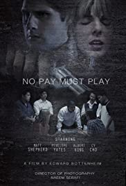 No Pay Must Play Poster