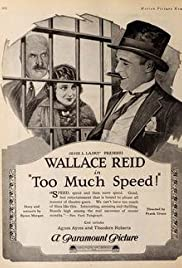 Too Much Speed Poster