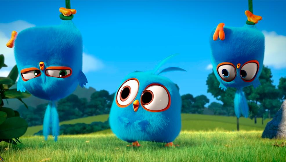Angry Birds Blues Tv Series 2017 Photo Gallery Imdb