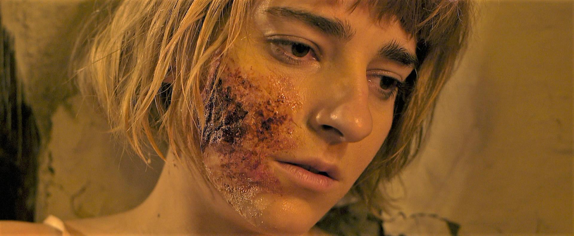 Dominga Bofill in Trauma (2017)