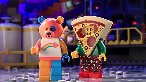 Lego Masters: Mark & Boone Vs. Sam & Jessica