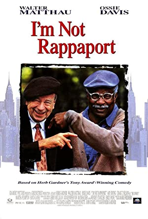 Where to stream I'm Not Rappaport