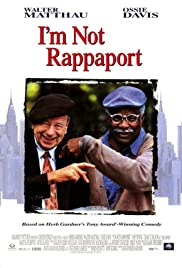 I'm Not Rappaport (1996) 1080p