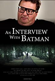 An Interview with Batman Poster