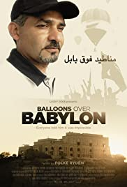 Balloons over Babylon Poster